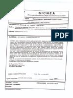 Dictamen y Notificación Zbikoski Tren