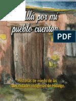 Alla Por Mi Pueblo Cuentan CDI