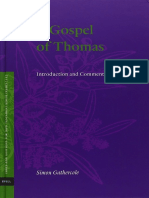 (Texts and Editions for New Testament Study 11) Simon Gathercole - The Gospel of Thomas_ Introduction and Commentary-Brill Academic Publishers (2014).pdf