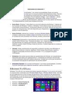VERSIONES DE WINDOWS 7.docx