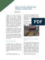 Astilleros Navales Proyectos Rapidos y Complejos - Fernando Remolina, PMP v.3