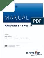 Biofeedback 2000x-Pert Hardware Manual