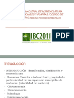 Código Internacional de Nomenclatura Botánica