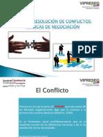 Negociacion y Conflicto
