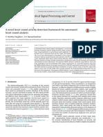 A Novel Heart Sound Activity Detection Framework