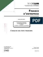 [Collection DCG intec 2013-2014] Philippe AVARE, Jean-Claude COILLE - UE 116 Finance d'entreprise 116 Série 1 (2013, Cnam Intec)