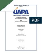'Mercadotecnia de Servicios, Resumen de Todas Las Unidades Mabel