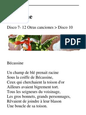 Brassens Definitivopdf Cupidon