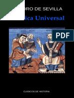 Isidoro de Sevilla. - Cronica Universal [2014]
