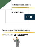 Seminario de Electricidad Básica 2010.pptx