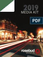 Rosebud Media - 2019 Media Kit