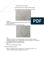 Geometría (Evidencia de Aprendizaje)