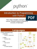 Beginning Programming With Python for Dummies [Mueller 2014-09-22]