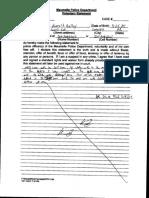 Witness 1 statement to Jan. 6 Crash Report