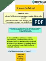 Moral de Piaget y Kohlberg