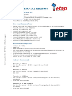 Requisitos Etap 14.12