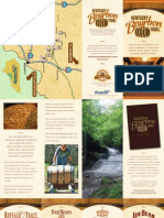 Bourbon Trail Brochure