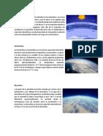5 Capas de La Tierra