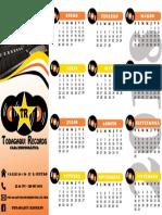 Calendario en PDF