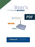Hawking Technology Hawking Hi Hwr54g Users Manual 564448
