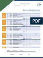 Plan Estudios Profesional Ingenieria Ambiental 0