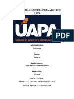 Tarea IV - Sociologia - Juan Marcos Fernandez