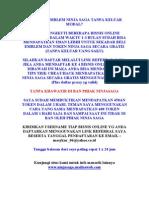 Bisnis Redirect Website