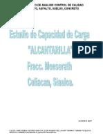 Diseño Alcantarilla