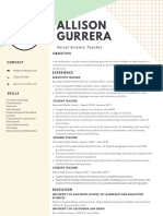 allison gurrera resume updated