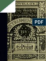 Instrumentation 1902 Prou