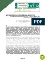 Ensayo Gestion Inocuidad de Alimentos - Reinel.docx