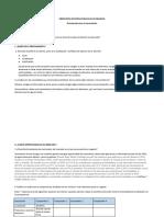 Propuesta de Estructura Plan de Negocio Daniel Perez