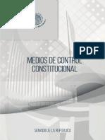 medios de control constitucional