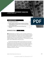 CFA Analisis Financiero