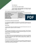 Modulo 3 Herramientas y Tecnologias Para Colaboracion