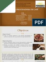 Financiamiento proyecto de café