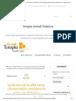La Técnica de La Silla Vacía_ ¿Un Elemento Identificativo de La Terapia Gestalt_-Terapia Gestalt Valencia Clotilde Sarrió
