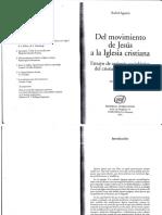 2.-Del movimiento de Jesus a la Iglesia (Rafael Aguirre).pdf