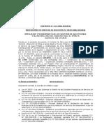 051-11 - MINSA - Obras Ejecutadas Bajo El Sistema a Suma Alzada