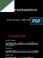 3. KONSEP KEPEMIMPINAN