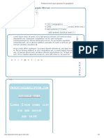 Professional Lorem Ipsum Generator for Typographers
