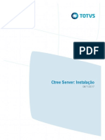 Manual Instalação Ctree Server 9.5.2