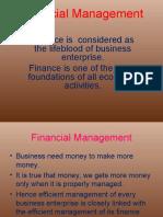A Financial Management