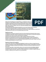 Depósitos de sedimentos  por las corrientes fluviales.docx