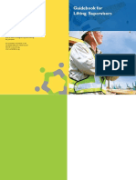 Lifting Supervisors Guidebook Revised 2014