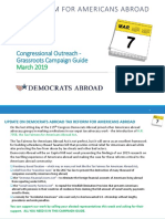 March 2019 Expat Tax Reform Campaign Guide