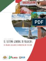 Cartilla Informativa SGR y OCAD