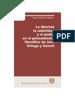 Arriola - La Libertad, La Autoridad y El Poder en El Pensamiento Filosófico de José Ortega y Gasset