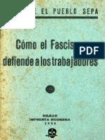 Mussolini - Cómo el fascismo defiende a los trabajadores.pdf