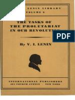 Lenin - The Tasks of the Proletariat.pdf